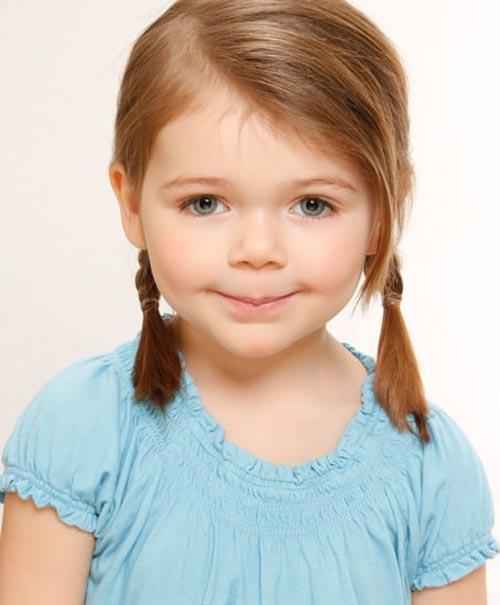 Cập nhật style tóc xinh cho bé gái ngày hè - 7