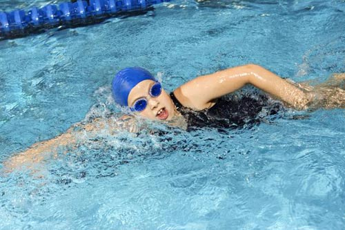 Bơi lội tốt cho sức khỏe-1