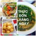 Bếp Eva - Thực đơn: Vịt xào cay, canh cua mùng tơi