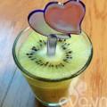 Bếp Eva - Kem kiwi xanh mát đã khát ngày hè
