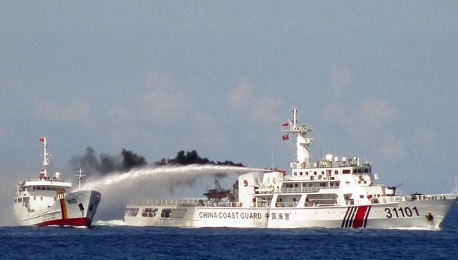 Chỉ mặt những chiêu trò khuấy đảo Biển Đông của TQ-1
