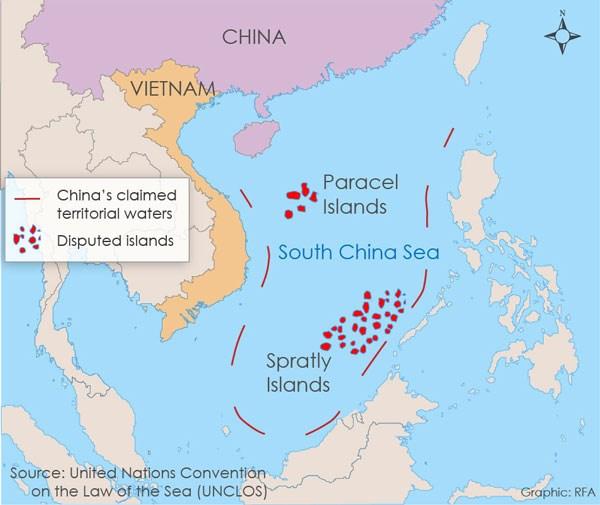 Chỉ mặt những chiêu trò khuấy đảo Biển Đông của TQ-3
