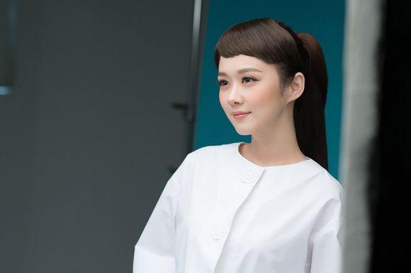 Jang Nara trẻ trung như thiếu nữ 20-3