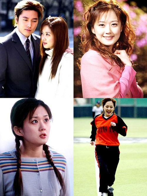 Jang Nara trẻ trung như thiếu nữ 20-10