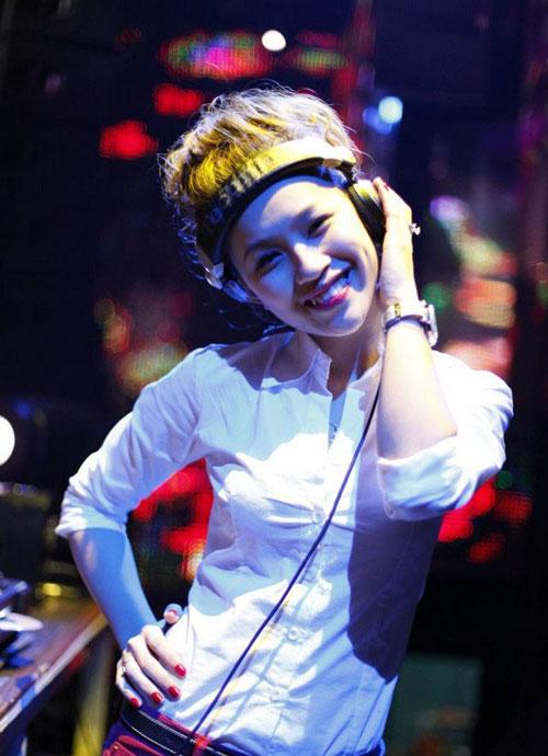 5 nữ DJ nóng bỏng nhất Việt Nam - 18