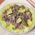 Bếp Eva - Lòng gà xào dứa đơn giản mà ngon