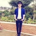 Làng sao - Nathan Lee bất ngờ trẻ trung như học sinh