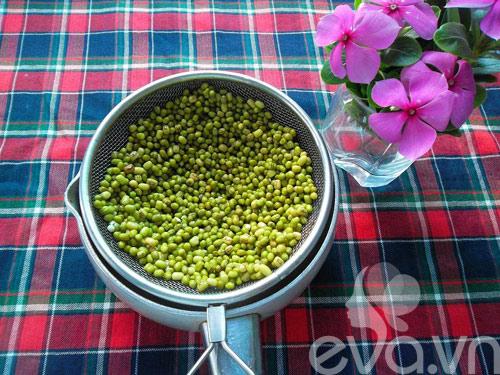 Kem đậu xanh mát lạnh ngày hè - 1