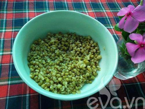 Kem đậu xanh mát lạnh ngày hè - 2
