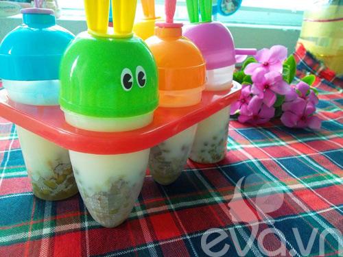 Kem đậu xanh mát lạnh ngày hè - 10