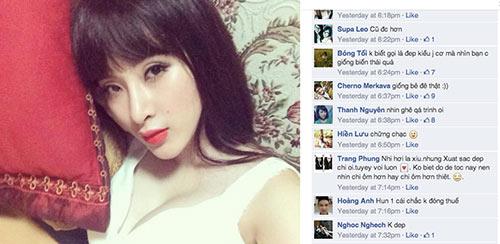 angela phuong trinh lo chiec mui khac la - 2