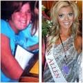 Làm đẹp - Trở thành Hoa hậu sau khi giảm 45kg