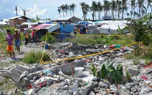 philippines: 7 me con chet chay trong leu chay bao - 2