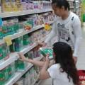 Mua sắm - Giá cả - Thị trường sữa trước giờ áp giá trần