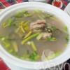 Bếp Eva - Chua chua canh sườn non nấu thanh trà