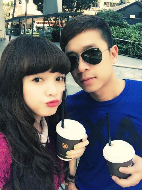 le hoang du hi singapore cung ban gai hot girl - 7