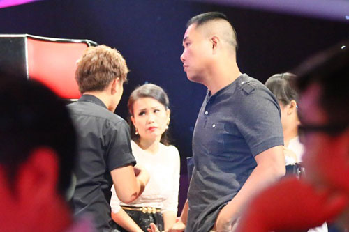 con gai cam ly co vu me lam hlv the voice kids - 8