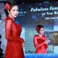 Thời trang - Vợ Phan Thanh Bình mũm mĩm làm vedette