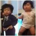 Clip Eva - Video hai bé Hàn Quốc nhảy cực đáng yêu