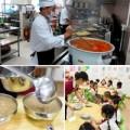 Làm mẹ - Cận cảnh bữa trưa của một nhà trẻ Việt