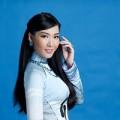 Làng sao - Á hậu Thùy Trang tái xuất sau kết hôn