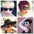 Thời trang - Bộ sưu tập kính mắt 'khủng' của Tóc Tiên