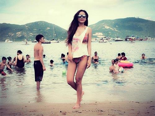 mai phuong thuy khoe eo thon tai hong kong - 4