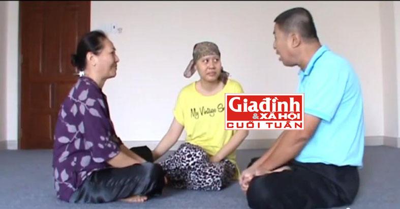 nguoi phu nu giai thoat noi dau ung thu bang yoga - 1