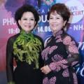 Làng sao - Phương Dung - Giao Linh bắt tay làm liveshow để đời