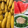Làm mẹ - Thực phẩm nên cho con ăn mùa hè