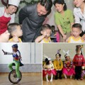 Làm mẹ - Lộ ảnh trường mẫu giáo ở Triều Tiên