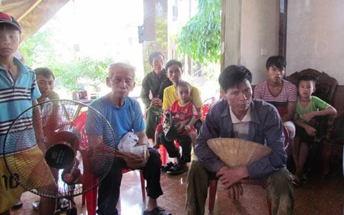 vu nguoi vn bi tai nan o thai lan: cho thi the nguoi than - 1