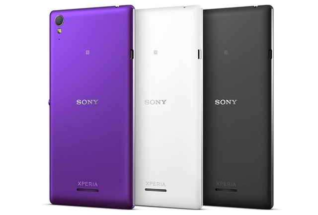 xperia t3 chinh thuc ra mat, phablet 5,3 inch mong nhat the gioi - 2