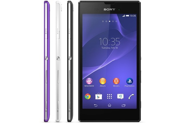 xperia t3 chinh thuc ra mat, phablet 5,3 inch mong nhat the gioi - 3