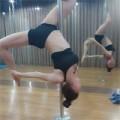 Làng sao - Hồ Ngọc Hà trổ tài múa cột điêu luyện