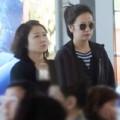 Làng sao - Én nhỏ Triệu Vy phờ phạc ở sân bay