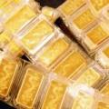 Mua sắm - Giá cả - Vàng lao dốc, chạm ngưỡng 35 triệu đồng