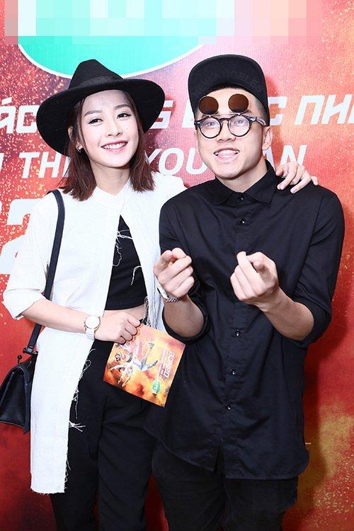 "chi pu xi-tin ben ""hot boy khu o chuot"" ngoc thinh - 6"
