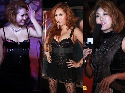 """top 5 my nhan viet van """"sen"""" theo nam thang - 14"""