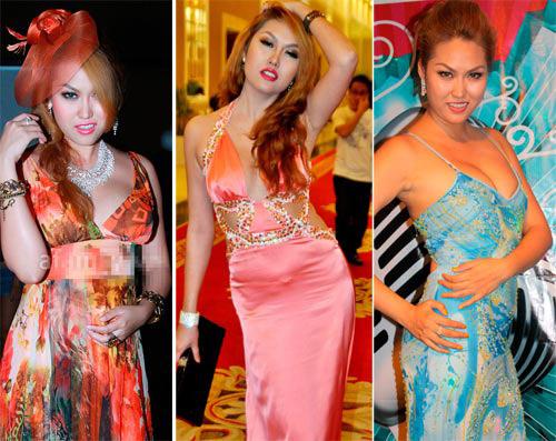 """top 5 my nhan viet van """"sen"""" theo nam thang - 15"""