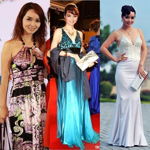 """top 5 my nhan viet van """"sen"""" theo nam thang - 17"""