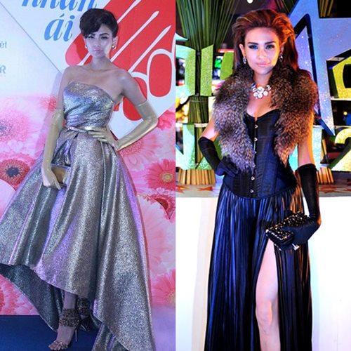 """top 5 my nhan viet van """"sen"""" theo nam thang - 2"""