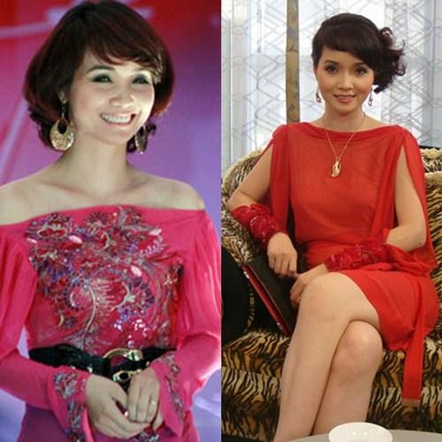 """top 5 my nhan viet van """"sen"""" theo nam thang - 19"""