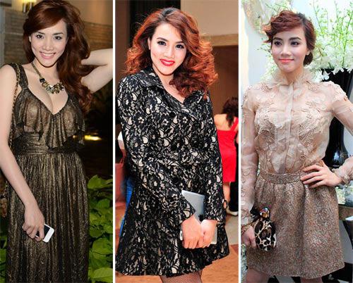 """top 5 my nhan viet van """"sen"""" theo nam thang - 6"""