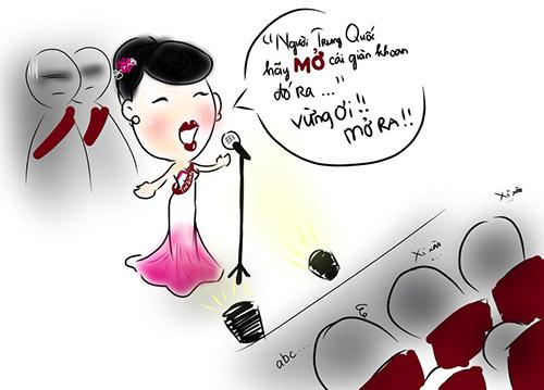 """loan hoa hau"": dot nhap lo dao tao (ky 2) - 2"