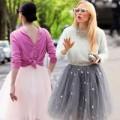 Thời trang - Tín đồ thế giới mê mẩn chân váy ba-lê