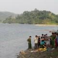 Tin tức - Phát hiện thi thể bé trai trôi trên sông Hồng