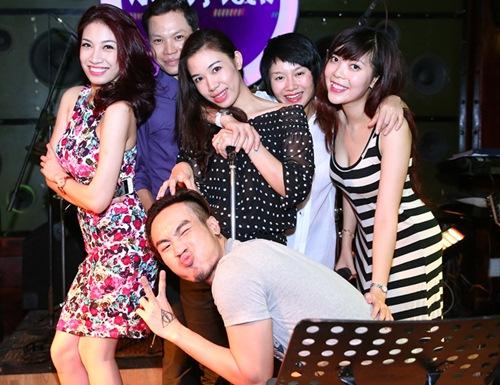 """thu phuong tuoi tan sau """"on ao"""" voi thanh trung - 3"""