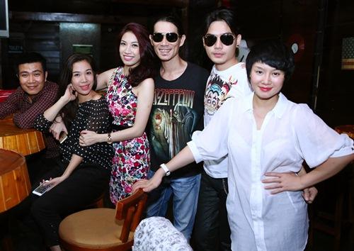"""thu phuong tuoi tan sau """"on ao"""" voi thanh trung - 4"""
