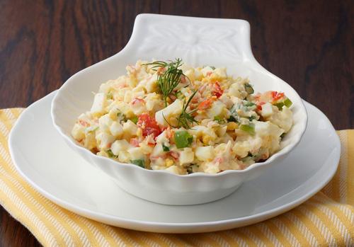 salad cua tuoi ngon, de lam - 5